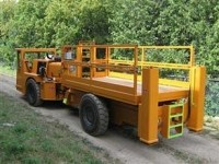 SL-LP15 - SCISSOR LIFT VEHICLE