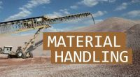Material Handling for mining