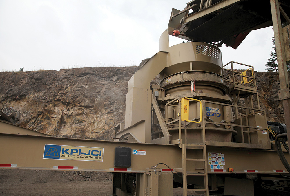 CASE STUDY - KODIAK PLUS CONE CRUSHERS