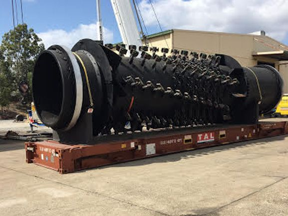 Image of Refurbished Asphalt Drum